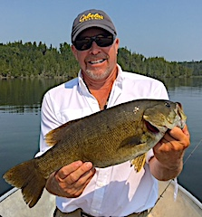 Endless BIG Trophy Smallmouth Bass at Fireside Lodge