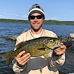 Trophy Smallmouth Fishing at it's Best in Canada