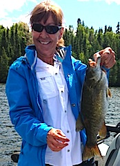 Fabulous Fishing for Trophy Smallmouth Bass by Sharon