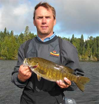canada trophy bass fishing for smallmouth