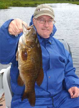 Terrific Fishing for Trophy Smallmouth Bass in Canada
