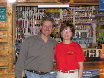 Ontario lodges tackle shop in Sioux Lookout