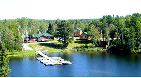 About fireside lodge for Ontario canada fishing resorts