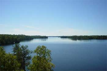 fishing lakes in Ontario near Sioux Lookout