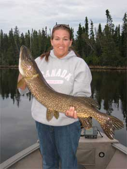 northern pike trophy