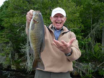 Smallmouth Fishing Fun Sioux Lookout