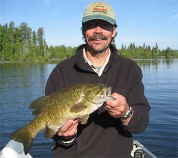 Smallmouth Bass Canada
